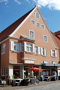 Konditorei Cafe Koch Gerhard Granvogl